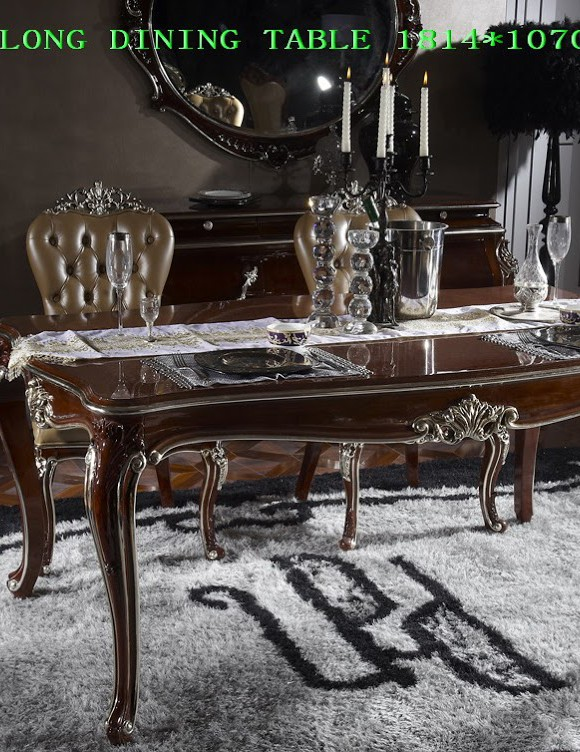 LF-A6050d LONG DINING TABLE