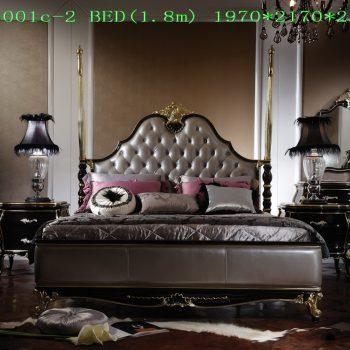 Кровать LT-A3001c-2 BED(1.8m)