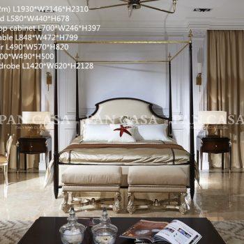 Спальня MS-A 6001e