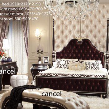 Спальня OL-D4001g