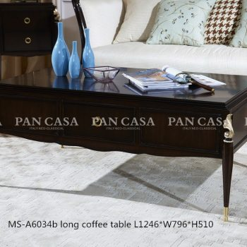 Стол MS-A6034b-long-coffee-table