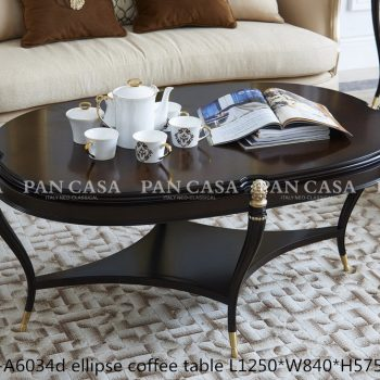 Стол MS-A6034d-ellipse-coffee-table