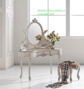 MSQ013 Dresser&Mirror