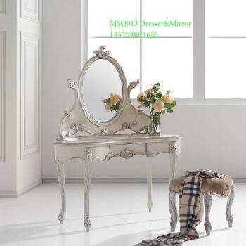 Туалетный столик MSQ013 Dresser&Mirror