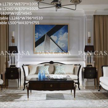 Диван MS-A6032h-3-3-seat-sofa