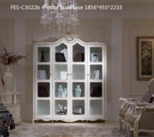 fes-c3022b-4-door-bookcase