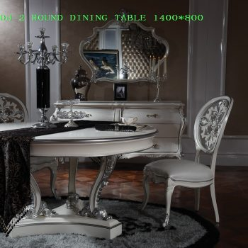 SM-B1050d-1 ROUND DINING TABLE SET