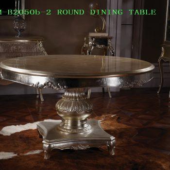 YM-B2050b-2 ROUND DINING SET